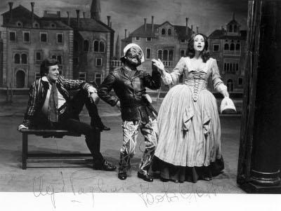 """""""Il Bugiardo"""" di Carlo Goldoni (1983) - """"Il Bugiardo"""" di Carlo Goldoni (1983)"""